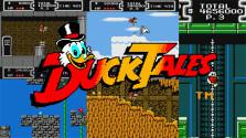 Duck Tales (Утиные Истории) Денди.