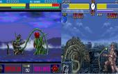 Бой с Godzilla Battle Legends & Godzilla Great Monster Battle