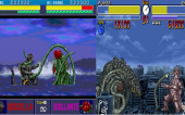 Бой с Godzilla Battle Legends & Godzilla Great Monster Battle