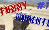 Funny Moments in GTA V #1