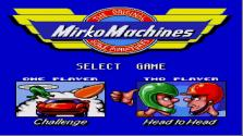 Гонки на выживание: Micro Machines