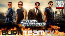 GTA Online, ролик по мотивам Форсаж 7!