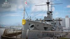 Броненосец Mikasa. Морские легенды