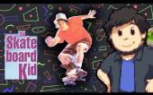 Обзор фильма The Skateboard Kid — JonTron [Субтитры]