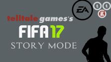 Telltale v FIFA 17: На Заре Сюжетной Кампании