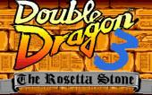 Double Dragon — 3: The Rosetta Stone (Sega Mega Drive).