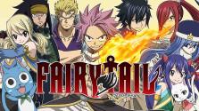 Игры по аниме! Fairy Tail!