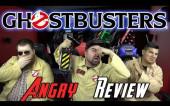 «Angry Movie Review»: обзор фильма Ghostbusters (2016) [перевод]