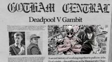 Дэдпул против Гамбита (обзор)