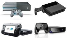 Битва Консолей (Xbox One / PS4 / Wii U / Steam Machine)