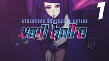va-11 hall-a — cyberpunk bartender action