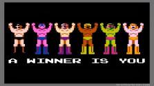 Бой с Pro Wrestling & WWF WrestleMania