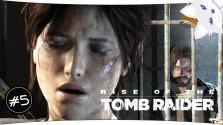 Rise of the Tomb Raider ➲ Предательство ➲ #5