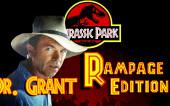 Jurassic Park: Rampage Edition [Dr. Grant] (Sega Mega Drive).