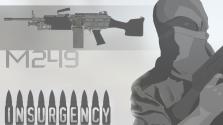 Insurgency: M249