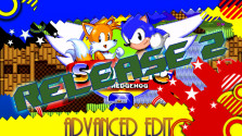 Sonic 2: Advanced Edit — Release 2 (Sega Mega Drive).
