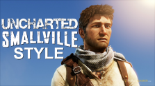uncharted smallville style opening