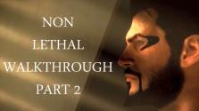 deus ex: mankind divided (non-lethal walkthrough) #2