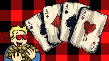 Коллекционно карточные игры во вселенных видеоигр и не только