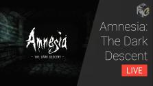 Amnesia: The Dark Descent — стрим (03.09.16 18:00 МСК)