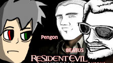 ВСПЫШКА в Ракун-сити! Запись стрима по Resident Evil Outbreak.