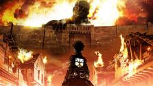 Игры по аниме! Attack on Titan!