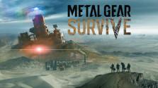 Солид Снейк смотрит трейлер Metal Gear Survive