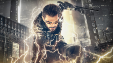 Deus Ex: Mankind Divided — БОЖЕСТВЕННАЯ ХРЕНОТА! //Обзор игры, баги, приколы