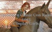 Игромир и Comic Con Russia 2015 — Cosplay Girls [ Больше 100 девушек ]