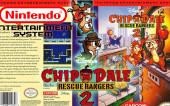 Chip'n Dale Rescue Rangers 2 (NES/Денди).