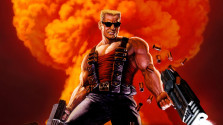 История Серии: Duke Nukem. Часть первая