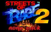 Streets of Rage 2: Adam hack (Sega Mega Drive).