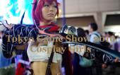 Tokyo Game Show 2016 — Cosplay Girls [ Больше 50 девушек ]