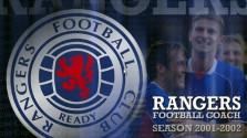 Rangers Football Coach (Прохождение старого футбольного менеджера)