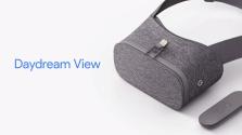 Google представила VR-гарнитуру Daydream View