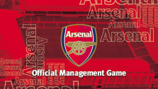 Arsenal Official Management Game