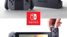 Разбор Nintendo Switch и ее трейлера.