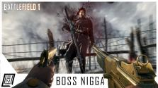 BATTLEFIELD 1 Сборка | «BOSS NIGGA» — BAR + Colt M1911