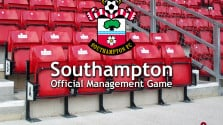 Southampton Official Management Game
