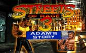 Streets of Rage Remake v5.1: mod SoR 3 — Adam Story Extended.