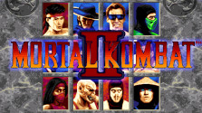 Mortal Kombat II (Sega Mega Drive)