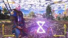 Полный разбор и билд на ведьмачий знак Ирден в Ведьмак 3