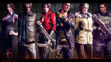 Логика в сюжете Resident Evil 6
