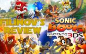 FIlinov's Review — Sonic Boom для Nintendo 3DS