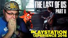 The Last Of Us 2, Crash и новый Uncharted — Итоги PSX 2016