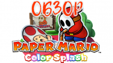 Обзор Paper Mario: Color Splash
