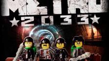 LEGO Метро 2033 Одинокий Сталкер (2 серия)