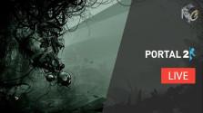 [Прямой эфир] Portal 2 (x2) [10.12.16 | 18:00 МСК]