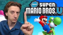 Обзор за Минуту — New Super Mario Bros. U (RUS VO)