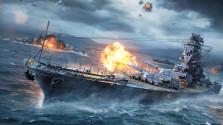 Свистать всех на борт — [World of Warships] Стрим начало в 19-15 мск